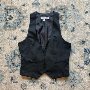 NY & Co Fitted Vest